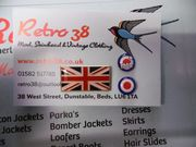 MOD Pin Badge Gift Set